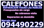 CALEFONES REPARACOIN TODAS LAS MARCAS