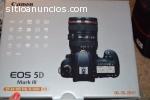 Canon EOS 5D Mark III DSLR w / lente 24-