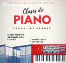 Clases de Piano en Solymar