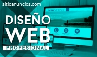Diseño Páginas Web  $2000 Cuota Mensual