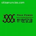 Electricistas en Montevideo PEAK POWER