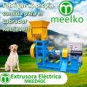 Extrusora alimento para perros Meelko