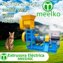 Extrusora de alimento para gatos Meelko