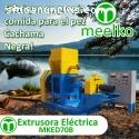 Extrusora Meelko