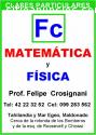 FC Clases Particulares Matematica Fisica