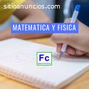 Física en Maldonado 099283562