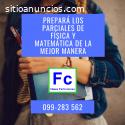 Física en Punta del Este 099283562