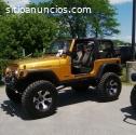 Jeep TJ 2dr Rubicon 4WD