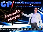 Mago Joaquin Meyer, Contratar a Joaquin