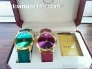 Relógios Ouro Raros Colecção C/20 Anos