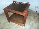 Mesa ratona en cedro
