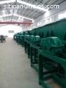 Mezcladora horizontal 500 kg/H