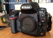 Nikon D700 DSLR Negro (Kit w/ EF 24-120m