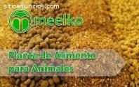 Planta de Alimento para Animales MEELKO