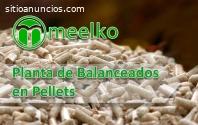 Planta de Balanceados en Pellets10 Ton/h