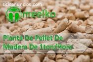 Planta De Pellet De Madera De 1ton/Hora