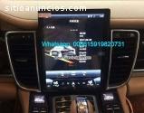 Porsche Panamera radio GPS android Verti
