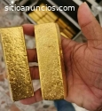 sale of African gold in large quantities
