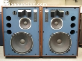 Studio monitors JBL 4345