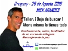Taller Un Curso de Milagros Nick Arandes