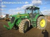 Tractor John Deere usado