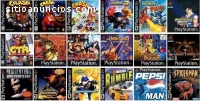 Varios Games Playstation