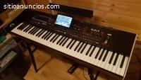 Venta teclados y guitarras