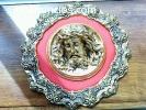 Arte Sacra Quadro Raro1/ Século Bronze