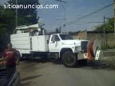 Alquiler de camion Vacuum Maracay