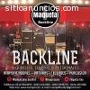 Alquiler sonido y Backline para eventos