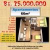 apartamentos DE 60M²