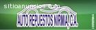 Auto Repuestos Nirmia, C.A.