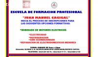 BOBINADO DE MOTORES ELECTRICOS