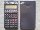 Calculadora científica marca CASIO