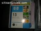 Cartucho 15 Negro Hp Precio De Regalo!