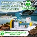 Extrusora Meelko MKED160B