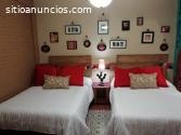 Habitacion doble en Hotel CDMX SUR