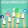 Ingresos extras usando redes sociales!