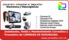 Instalación y mantenimiento cámaras de s