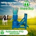 Máquina Meelko de hacer pellets 230PTO