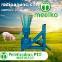 Máquina Meelko para pellets madera 150