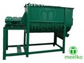 Mezcladora horizontal Meelko 500 kg