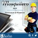 Mosquiteros Instalación Y Reparación