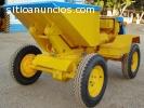Motocarretilla construccion o agrarario