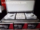 NOVO PIONEER DJ COMBO CDJ 350 & DJM-350