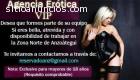 Nueva Agencia Erótica VIP Solicita Chica