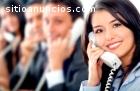 personal para  venta por teléfono