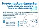 Preventa de apartamentos reserve con 5.0