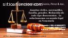 redacción documentos, asesoria legal