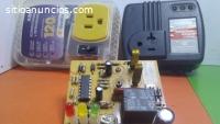 Reparacion protectores de voltajes